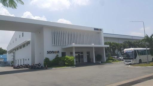 Dự án nhà máy SONION VIỆT NAM